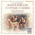Schubert: Deutsche Messe D.872; Mozart: Ave Verum Corpus, Laudate Dominum; Franck: Panis Angelicus; Reger: Maria Wiegenlied; Gounod: Ave Maria
