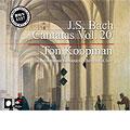 J. S. Bach: Complete Cantatas Vol. 20/ Koopman