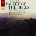 Ravel :Valley of the Bells(Grainger)/Jeux d'eau(Viacava)/etc (2/8-12/1991) :Geoffrey Simon(cond)/Philharmonia Orchestra/etc