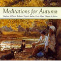 Meditations for Autumn -Brahms, Barber, Chopin, etc / William Boughton(cond), English Symphony Orchestra, etc