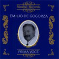 Emilio de Gogorza -Operatic Arias & Songs (1903-1916)