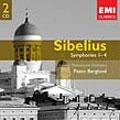 Sibelius:Symphony No.1-4:Paavo Berglund