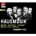 Mozart, Beethoven: Chamber Music/ Hausmusik, Huggett