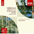 Sibelius : Symphonies nos 2, 3 & 5, Swan of Tuonela, etc / Jansons, Oslo PO