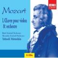 Mozart: L'Oeuvre Pour Violon et Orchestre / Menuhin, et al