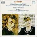 Chopin: Piano Concerto no 2, etc / Idil Biret, Stankovsky
