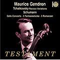 Tchaikovsky: Rococo Variations / Gendron, Ansermet, et al