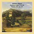 A.Eberl :Grand Quintetto Op.41/Grand Trio Op.36/Quintuor Brillant Op.48:Consortium Classicum/Thomas Duis(p)