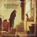 W.B.Molique: String Quartets Vol.2 - Op.18-3, Op.28 / Mannheim String Quartet