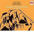 Handel: Israel in Agypten / Wolf-Dieter Hauschild, Leipzig Radio SO, Carola Nossek, Rosemarie Lang, etc