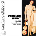 SCHMELZER:SONATA A TRE VIOLINI/MUFFAT:SONATA A5 NO.5/ETC:CHARLES MEDLAM(cond)/LONDON BAROQUE