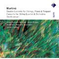 MARTINU:DOUBLE CONCERTO/CONCERTO FOR STRING QUARTET & ORCHESTRA/3 RICERCARI:JAMES CONLON(cond)/ONF/JEAN-FRANCOIS HEISSER(p)/ALAIN PLANES(p)/JEAN CAMOSI(tim)/BRANDIS QUARTET