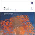 Mozart: The Violin Concertos No.1-No.5, K271A