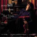 Corigliano: The Red Violin Concerto / Jochua Bell(vn), Marin Alsop(cond), Baltimore Symphony Orchestra, Jeremy Denk(p)