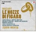 Mozart: Le Nozze di Figaro / Zubin Mehta, Florence Maggio Musicale Orchestra, Lucio Gallo, Karita Mattila, etc