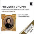 International Chopin Piano Competitions - The Golden Twelve Vol.5