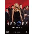HEROES/ヒーローズ シーズン3 DVD-BOX 2