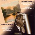 """Tchaikovsky: Symphony No.6 Op.74""""Pathetique""""(5/24,27/1948), Piano Concerto No.1 Op.23 (4/17,21/1941) / Charles Munch(cond), PCO, Kostia Kostantinov(p)"""