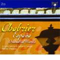 Chabrier: Orchestral Works -Joyeuse Marche, Espana, Suite Pastorale, etc / Michel Plasson(cond), Orchestre National du Capitole de Toulouse