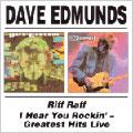 Dave Edmunds/リフ・ラフ/アイ・ヒァー・ユー・ロッキン-グレイティスト・ヒッツ・ライブ [VSCD-5333]