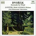 Dvorak: Serenade for Winds;  Janacek, Enescu / Oslo Soloists