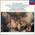 モーツァルト: フルート&ハープ協奏曲, クラリネット協奏曲 / カール・ミュンヒンガー, ウィーン・フィルハーモニー管弦楽団<初回生産限定盤>