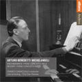 Mozart: Piano Concerto No.25 (1/19/1957); Rachmaninov: Piano Concerto No.4; Chopin: Waltz No.17 (5/12/1956) / Arturo Benedetti Michelangeli(p), Franco Caracciolo, Napoli RAI Alessandro Scarlatti Orchestra, Rome RAI Orchestra