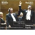 "Zaragoza, Espana -Rachmaninov: Piano Concerto No.3; Beethoven: Symphony No.3""Eroica"", etc (1/15/2006) / Enrique Batiz(cond), Mexico State Symphony Orchestra, Leonel Morales(p)"