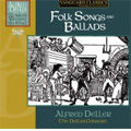 Complete Vanguard Recordings Vol.1 - Folk Songs and Ballads / Alfred Deller(C-T)