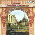 Flute Concertos - C.P.E.Bach, J.C.Bach / Milos Jurkovic, Slovak Chamber Orchestra, Bohdan Warchal