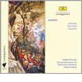 Janacek: Sinfonietta, Taras Bulba, Concertino / Rudolf Firkusny, Rafael Kubelik, BRSO