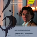 "Mendelssohn: Symphony No.5 Op.107 ""Reformation"", Symphonies for Strings No.5, No.6, No.10 / Thomas Fey, Heidelberg SO"