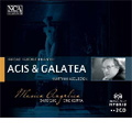Handel: Acis and Galatea / Martin Haselbock, Musica Angelica Baroque Orchestra, etc