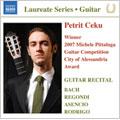 Guitar Recital - J.S.Bach; J.Rodrigo; V.Asencio; G.Regondi / Petrit Ceku(g)