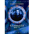 スターゲイト SG-1 シーズン1 DVD The Complete Box(9枚組)
