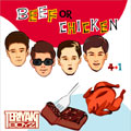 BEEF or CHICKEN<通常盤>