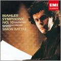 マーラー: 交響曲第10番 / サイモン・ラトル, ボーンマス交響楽団