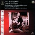 Verdi : Trovatore / Bjorling