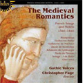 The Medieval Romantics -French Songs & Motets 1340-1440: Solage, J.de Porta, G.de Machaut, etc (5/1991) / Christopher Page(cond), Gothic Voices