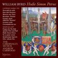 Byrd: Hodie Simon Petrus -Descendit de caelis, Tu es pastor ovium, Miserere mei Deus, etc (11/2007) / Andrew Carwood(cond), Cardinall's Musick