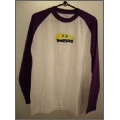 BOREDOMS 2007 Long Sleeve T-shirt Purple/150cm
