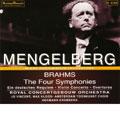 Brahms : Complete Syms , Wagner , Weber / Mengelberg & ACO