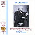 Liszt: Piano Works, Vol. 3