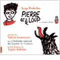 Prokofiev: Peter and the Wolf - Other Russian Works; Lyadov, Rimsky-Korsakov / Tugan Sokhiev(cond),  Orchestre National du Capitole de Toulouse, Valerie Lemercier(narrator)