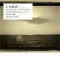 Franck:String Quartet/Piano Quintet/Violin Sonata:Pascal Roge(p)/Quatuor Ysaye