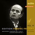 Beethoven: Symphonies No.7 Op.92 (1/19-20/1953), No.8 Op.93 (1/11-12/1954), Leonore Overture No.3 Op.72a (10/27/1952) / Ferenc Fricsay(cond), RIAS SO