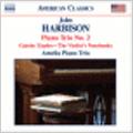 J.Harbison: Piano Trio No.2/Gatsby Etudes/Violist's Notebook Book.1/Book.2/etc:Amelia Piano Trio/Steven Tenenbom(va)/etc