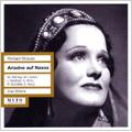 R.Strauss: Ariadne auf Naxos (6/1944) / Karl Bohm(cond), Vienna State Opera Orchestra & Chorus, Maria Reining(S), Max Lorenz(T), etc