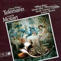 Telemenn, L.Mozart: Works for Horns & String Orchestra / Bedrich Tylsar, Zdenek Tylsar, Rudolf Beranek, Zdenek Divosky, Bohdan Warchal, Slovak Chamber Orchestra