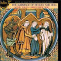 THE MARRIAGE OF HEAVEN & HELL -MOTETS & SONGS FROM 13TH-CENTURY FRANCE:CHRISTOPHER PAGE(cond)/GOTHIC VOICES